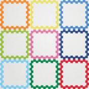 Video Game Valentine- Frames Paper