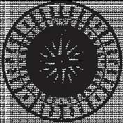 Compass Stamp 4