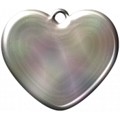 Charm 1 Silver