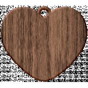 Charm 1 Wood