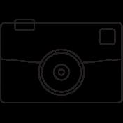 Camera Illustration 01