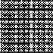 Paper Template 742 Mini- Acorns