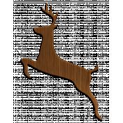 Hunter Wood Deer