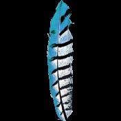 Woodsman Feather