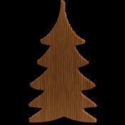 Woodsman Wood Tree 1