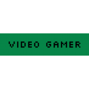 Video Game Valentine Label- Video Gamer
