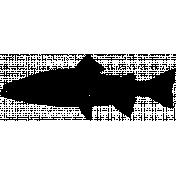 Fish Stamp 6