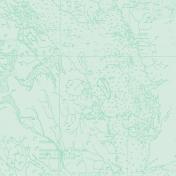 Oregonian Paper Map
