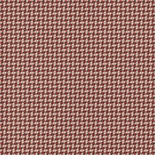 Oregonian Paper Checkered- Red & Brown