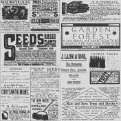 Oregonian Paper Vintage Ephemera