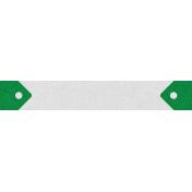 Oregonian Label- Green