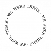 Oregonian Label- We Were There