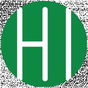 Oregonian Label- Hi
