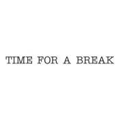 Oregonian Label Time For A Break