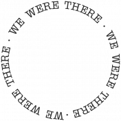 Oregonian Word Art We Were There
