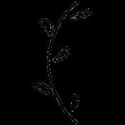 Stamp Bamboo 05
