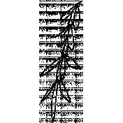 Stamp Bamboo 07