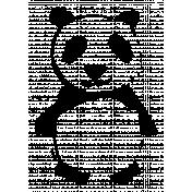 Stamp Panda 01