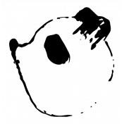 Stamp Panda 02