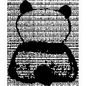 Stamp Panda 03