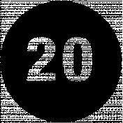 Photo Spot Calendar 20