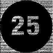 Photo Spot Calendar 25