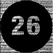 Photo Spot Calendar 26