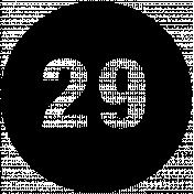 Photo Spot Calendar 29