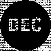 Photo Spot Calendar Month December