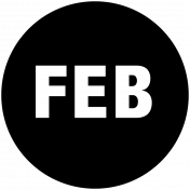 Photo Spot Calendar Month February