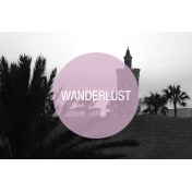 Travel Photo Card Wanderlust