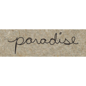 Travel Word Snippet Paradise
