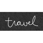 Travel Word Snippet Travel