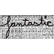 Handwritten Fantastic