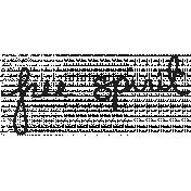 Handwritten Free Spirit
