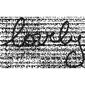 Handwritten Lovely