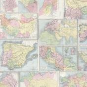World Traveler Paper 735