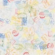 World Traveler Paper 740
