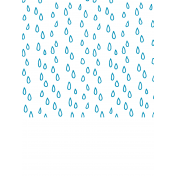 Rainy Day Pocket Card 3x4a