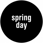 Easter Word Art Spring Day