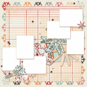 Christmas Quick Pages Kit #6- 3