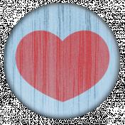 Oregonian Brad 023- Heart