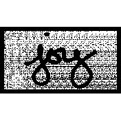 Handwritten 03 Label Joy