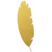 Birdhouse Element Feather 001