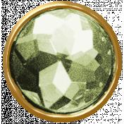 Birdhouse Element Gem Green