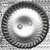 Oregonian Button- Ornate