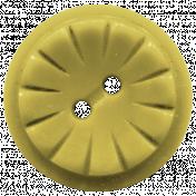Oregonian Button- Yellow