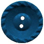 Oregonian Button- Blue