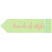 Touch of Style Label