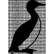 Bird 011 Graphic